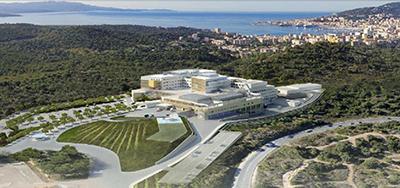 Centre Hospitalier Ajaccio