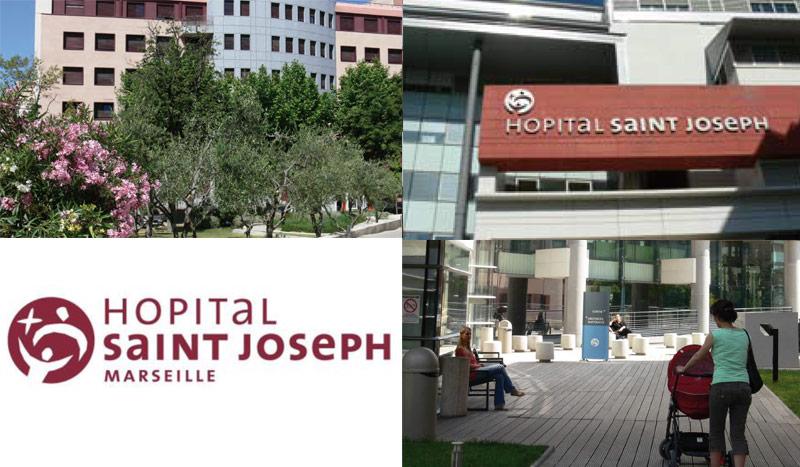 Hôpital Saint Joseph Marseille