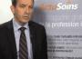 3 minutes – 3 questions : Didier Borniche, président de l'Ordre National des Infirmiers