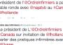 Canada : le président de l'Ordre infirmier dans les bagages de Hollande