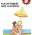 Prévention des IST : des infirmières au bord de la piscine