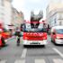 Quinze patients de réanimation évacués lors d'un incendie à l'hôpital Lariboisière