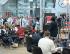 Climat houleux pour la matinale de France Inter à l'hôpital Pompidou