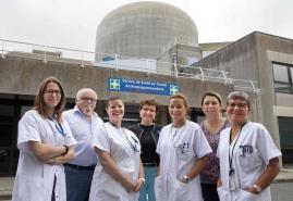 Des infirmières au coeur du nucléaire