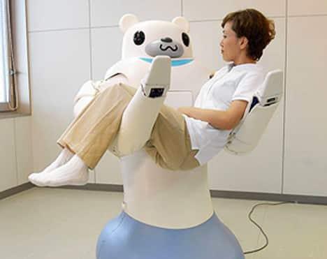High-Tech : l'infirmier du futur