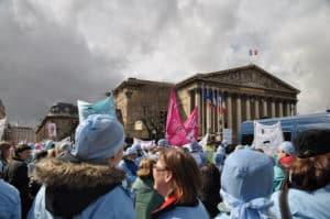 Mobilisation des infirmiers anesthésistes le 4 mai