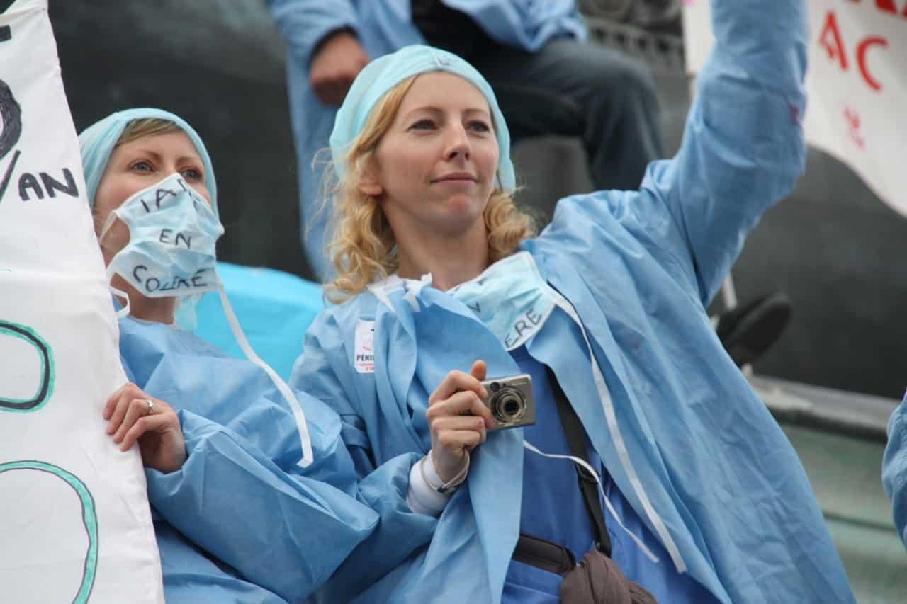 infirmiers anesthesistes Les infirmiers anesthésistes du centre hospitalier de perpignan ont bien voulu attirer mon attention sur les revendications nationales de leur profession concernant les propositions du protocole du 2 février 2010.