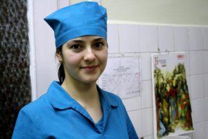 Soignants d'ailleurs: Viktoria, infirmière en Ukraine