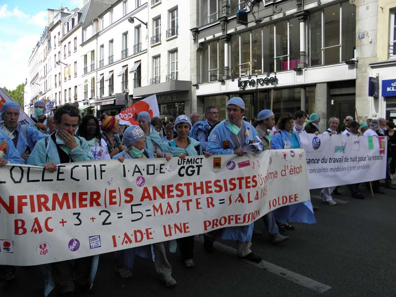 Syndicat anesthesistes reanimateurs