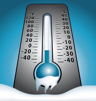 Température ressentie humidité froid