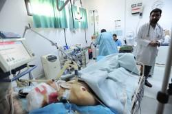 Être infirmière de guerre en Libye