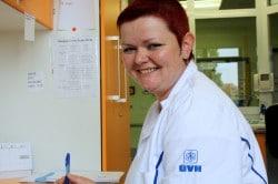 Helena, infirmière en République Tchèque