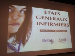 Premiers états généraux infirmiers pour le Sniil (syndicat national des infirmières et infirmiers libéraux) et le SNPI
