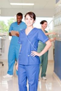 Etudiants infirmiers en promotion professionnelle : des bras dans les services pour l'été...