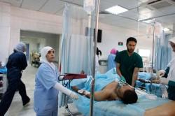Reportage : Une infirmière dans Tripoli libéré