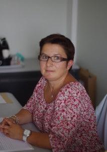 Sylvie Hillion, infirmière d'éducation thérapeutique