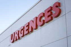 Epidémie de grippe : situation tendue aux urgences