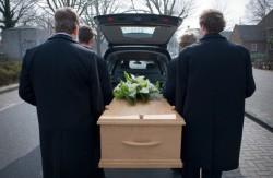 Corps inversés au funerarium: une femme incinérée à la place d'une autre