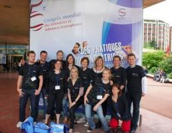SIDIIEF (Secrétariat International des Infirmières et Infirmiers de l'Espace Francophone) 2012, l'aboutissement d'un travail de groupe