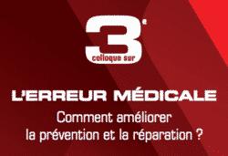 Dialogue autour de l'erreur médicale