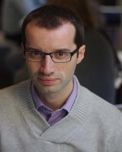 Portrait : Sébastien Colson, président de l'ANPDE association nationale des infirmières puéricultrices