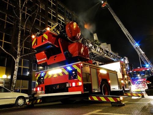 Deux morts dans l'incendie d'un centre psychiatrique