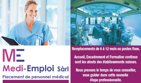 u00bb offres d emploi infirmiere