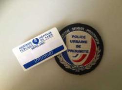 infirmière urgence violence police