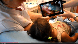 Soins infirmiers : une application mobile pour réduire les maux des enfants