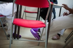 Infirmiers, infirmières, personnel soignant, Groupes de parole : parler pour soulager la souffrance