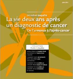 Cancer : la vie deux ans après le diagnostic