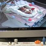 Des webcams relient les mamans aux bébés prématurés