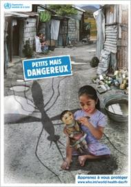 Affiche pour la journée mondiale de la santé, le 7 avril dernier