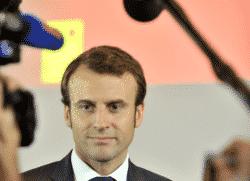 Lors de la conférence de presse, à Bercy, le 15 octobre 2014.