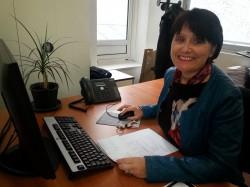 ©DR Monique Brédillot, cadre de santé et chef de projet polyhandicap télémédecine au Cesap.