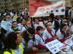 IFSI de l'AP-HP : mobilisation des étudiants infirmiers contre le paiement des études