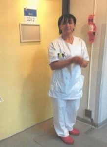 Traçabilité de l'hygiène des mains: des infirmiers évalués avec les radiofréquences