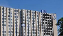 ©Creative Commons Wikipedia. Façade de l'hôpital d'adultes de Brabois