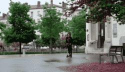 Françoise : l'infirmière libérale de La vie des gens... au cinéma photo 1