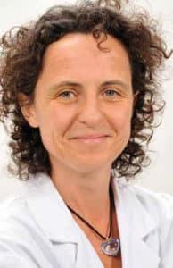 Isabelle Fromantin Infirmière © Alexandre Lescure / Institut Curie