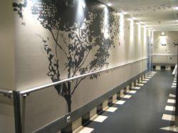 Clinique de l'Europe à Rouen, service radiologie.