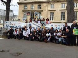 Nouvelle journée d'actions contre la loi Santé