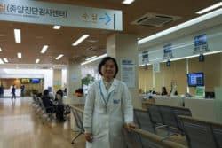 Infirmière en Corée du Sud: l'irrépressible ascension de Jinui Hong