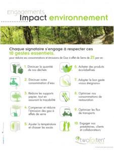 Eco-infirmier ou comment faire de la prévention en santé-environnement