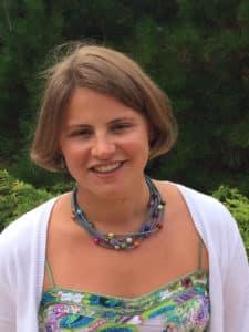 Aude Tessier est étudiante en LP SSTE. Elle est aussi infirmière. © DR