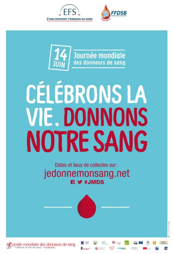 14 juin, journée du don du sang : les enjeux, les besoins....