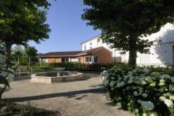© CH Mont-de-Marsan. Pavillons de l'hôpital Sainte Anne.
