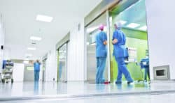 hopital infirmières
