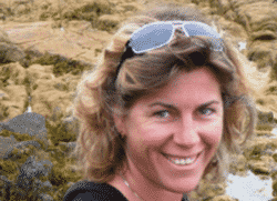 Karine La Devedec infirmière