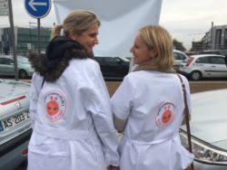 Black Friday : un succès médecins et infirmiers libéraux à Bordeaux